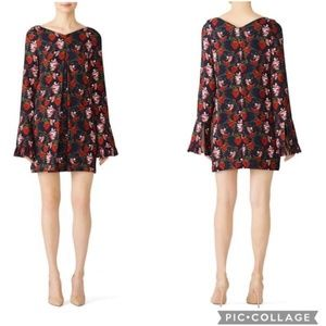 Mother of Pearl strawberry Nora dress size 0